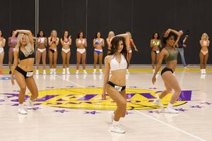 dance ballet class dancers nba basket