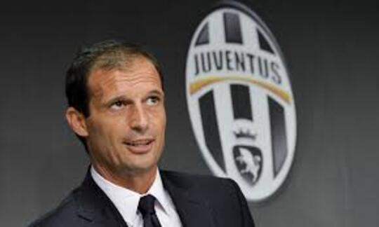 Massimiliano Allegri aime bien la Juventus