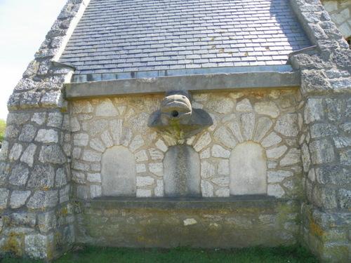 Etretat et la Chapelle Notre-Dame-de-la-Garde