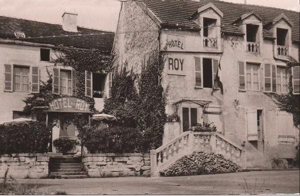 Les souvenirs de Pierre Roy : retour d'Armand Roy et de sa famille à Aisey sur Seine