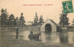 LES REMPARTS DE SAINT-ANDRE-DE-L'EURE (Eure)