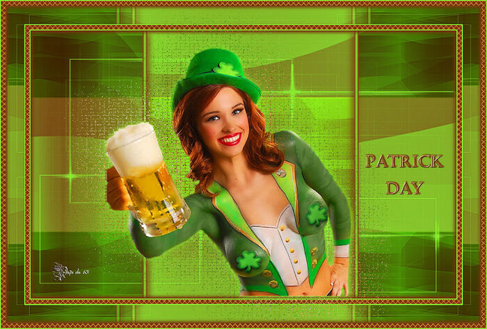 Vos versions - Patrick's Day