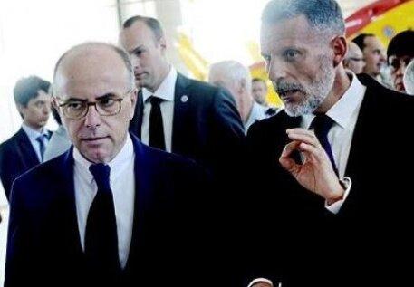 Ministre de l'intérieur Bernard GAZNEUVE