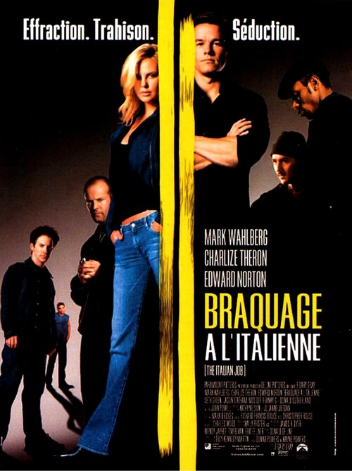 BRAQUAGE A L'ITALIENNE BOX OFFICE FRANCE 2003