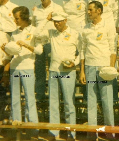 Les qualifiés du 06 de 1955 à 1979