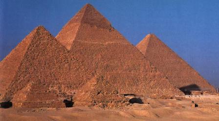 La Grande Pyramide - Ses pouvoirs