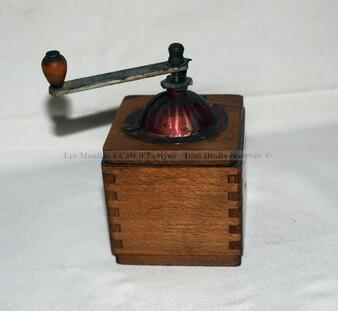 Petit moulin à poivre Grulet