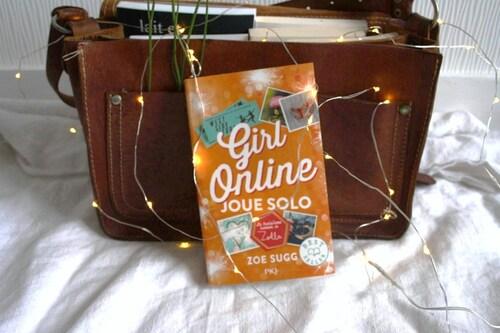 Girl Online jour solo  -  Zoe Sugg