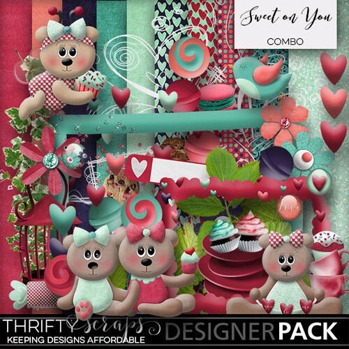 CT de Thrifly Scraps Designs