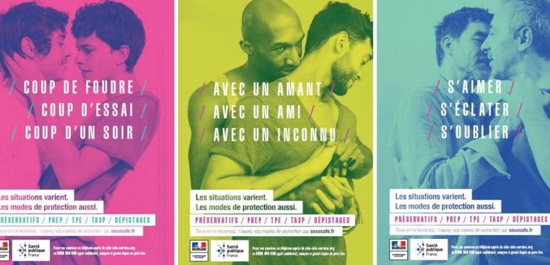 Les associations gay