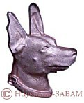 sculpture pinscher finition bronze - Arts et Sculpture: sculpteur, artisan d'art