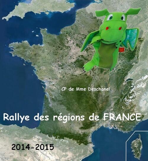 Rallye des régions de France !!!!