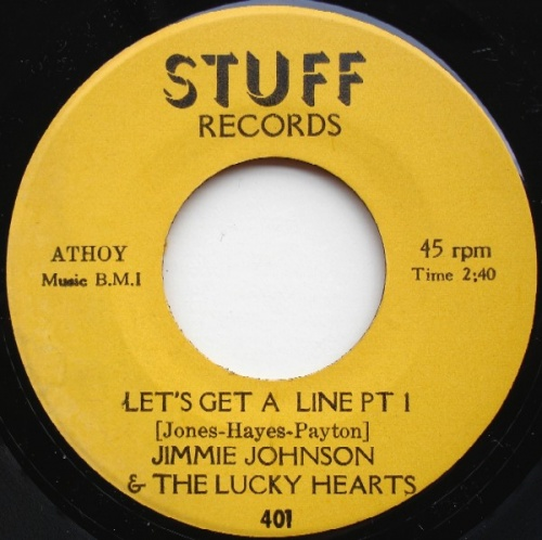Jimmie Johnson & The Lucky Hearts : Let's Get A Line Parts 1 &2