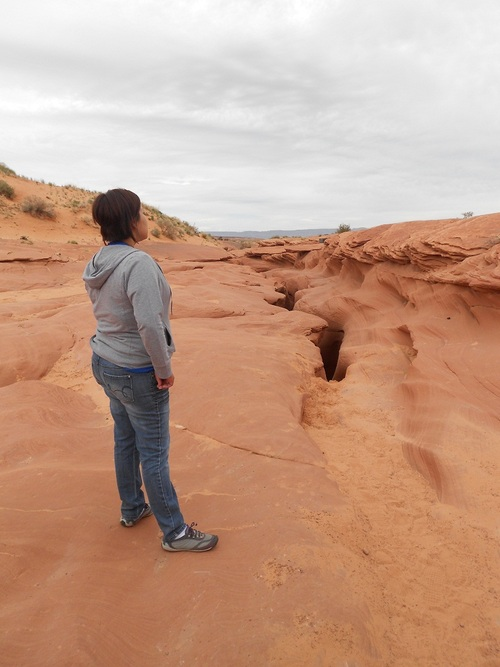 Jour 15 - Antelope Canyon, Horseshoe Bend, Lake Powell