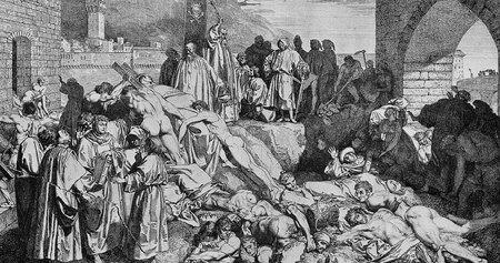 Retour sur la peste noire