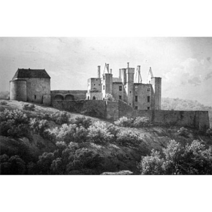 Le château de Rochefort