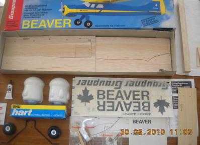 Le Beaver de Graupner