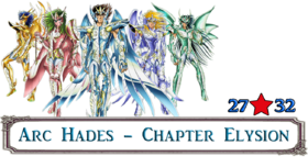 SAINT SEIYA HADES (ELYSION)