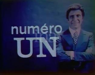26 juin 1976 / NUMERO UN GILBERT BECAUD