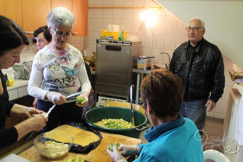 19 mars 2017 paella préparée par  José - Tonio - Santo Jacki