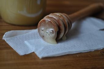 Crème de miel