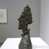 Grande tête mince, 1954, bronze