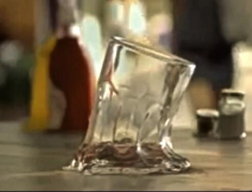 Perrier verre