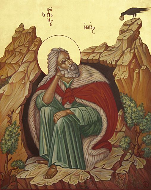 Le prophète d'Elie
