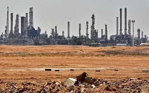 Choc pétrolier 2019