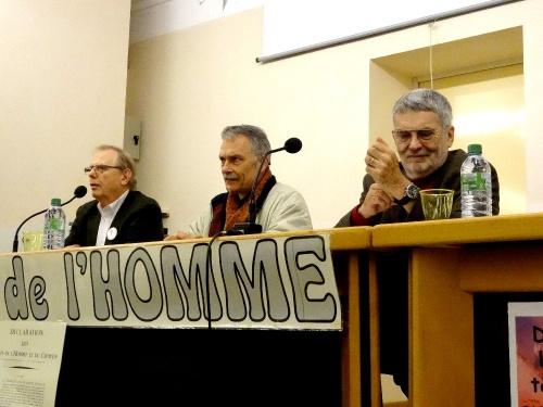 """""""L'identité c'est quoi ?""""un débat proposé par la ligue des Droits de l'Homme"""