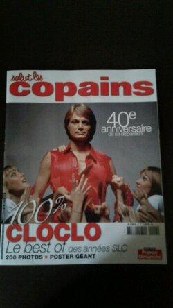 Claude François mes nouveaux achats cd,livre et magazine