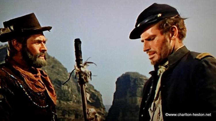 MAJOR DUNDEE : Le repos du guerrier (1965) video et photos 3