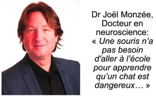 Joël Monzée citation