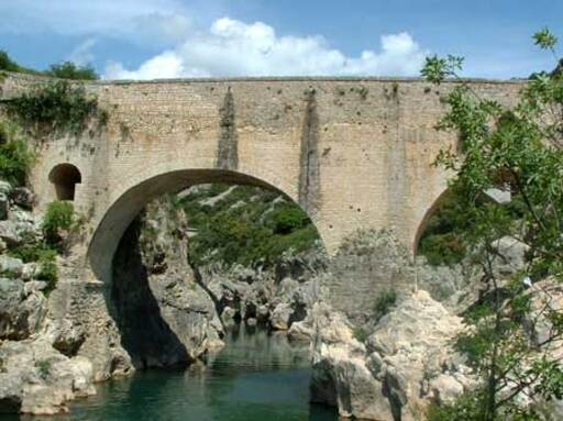 LA LEGENDE DU PONT DU DIABLE - LIMOUSIN