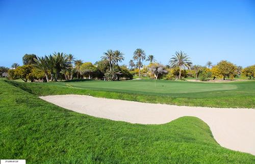 Le slope - évaluer la difficulté d'un parcours au Golf Djerba Tunisie