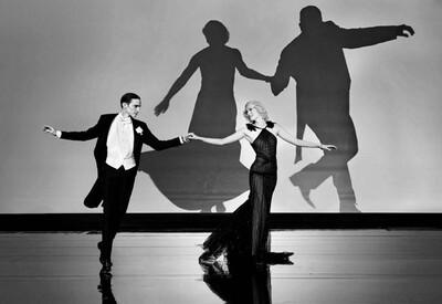 dance ballet silhouettes dancers