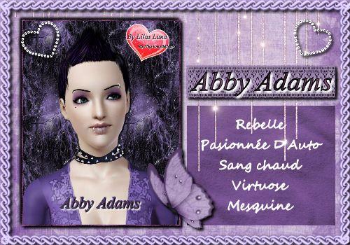 ♥ Abby Adams ♥