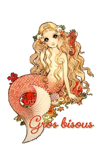A quoi rêve les jolies Sirènes....