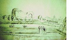 LES REMPARTS DE NEHOU (Manche)