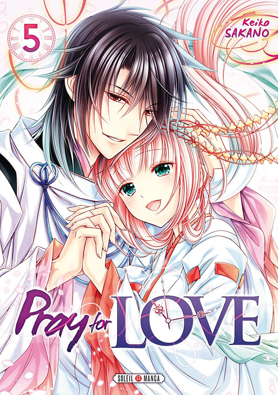 Manga - Manhwa - Pray for love Vol.5