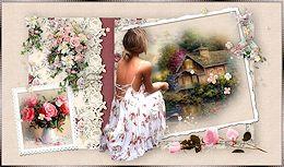 Le jardin des roses