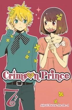 Couverture de Crimson Prince, tome 7