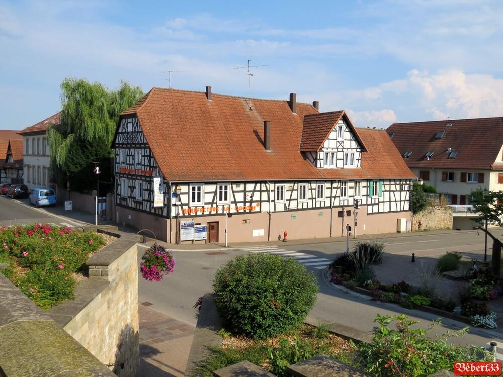 Betschdorf en Alsace