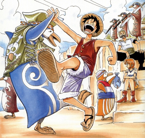One piece Saison 4: 93 à 130 Vostfr