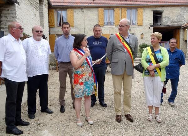"""""""Les Flamands dans le Châtillonnais"""", une belle exposition à Chaumont le Bois"""