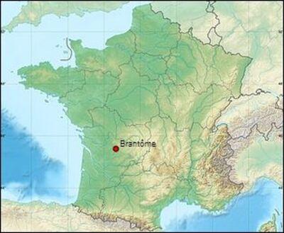 5.Branôme / La Venise du Périgord