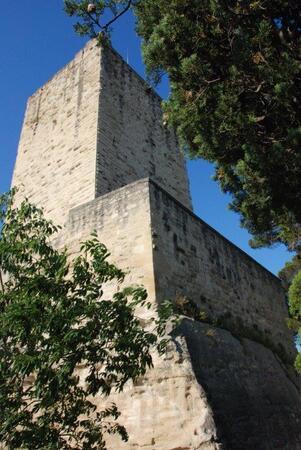 La tour du châtau