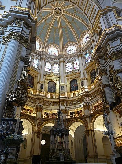 cathédrale grenade coeur