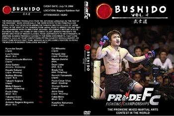 PRIDE BUSHIDO 4