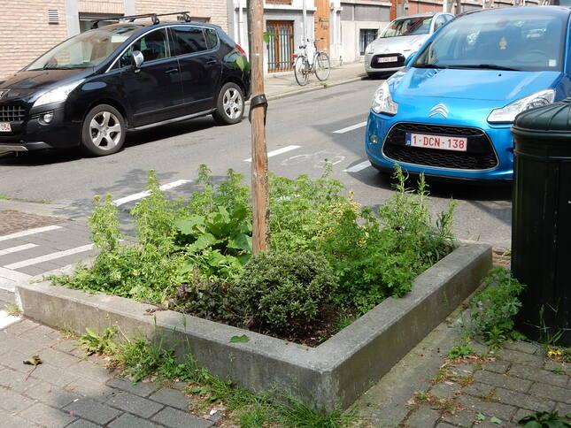Balade à Etterbeek ( région de Bruxelles-Capitale)